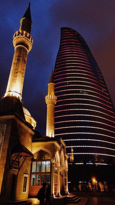 Эклектика по бакински