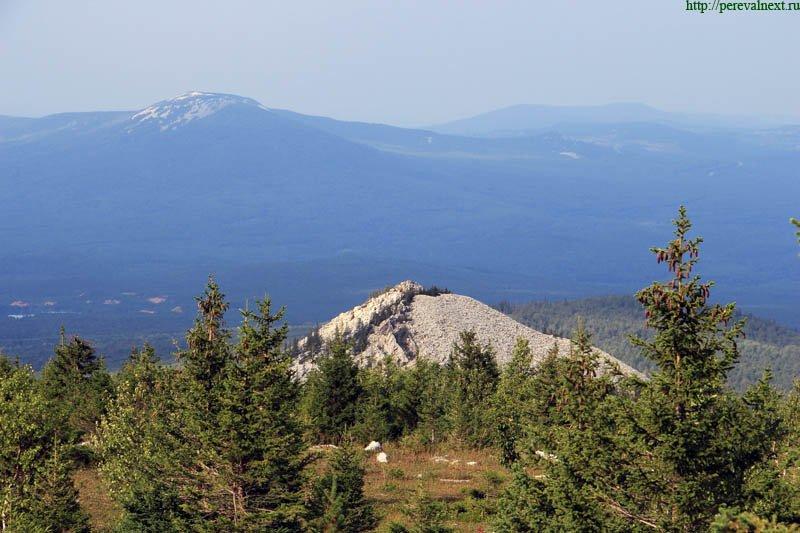 Гора Большой Нургуш