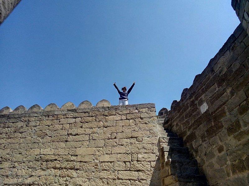 Крепость в Романах