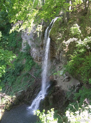 Лиллафюред-водопад
