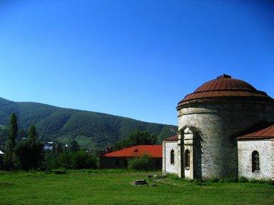 Основанный пророком Елисеем древнейший храм Кавказской Албании