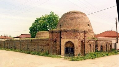 мечеть Сакины ханум