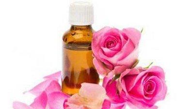 Производимое розовое масло