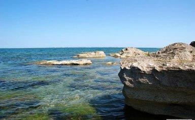 Наилучшее место для купания и отдыха на пляже