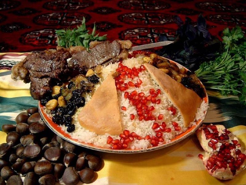 Мастер класс от знатоков азербайджанской кухни
