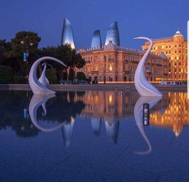 Узнай весь Азербайджан!