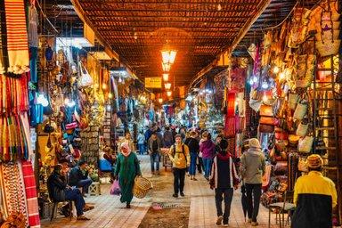 экскурсия  'Марракеш древняя столица Марокко'