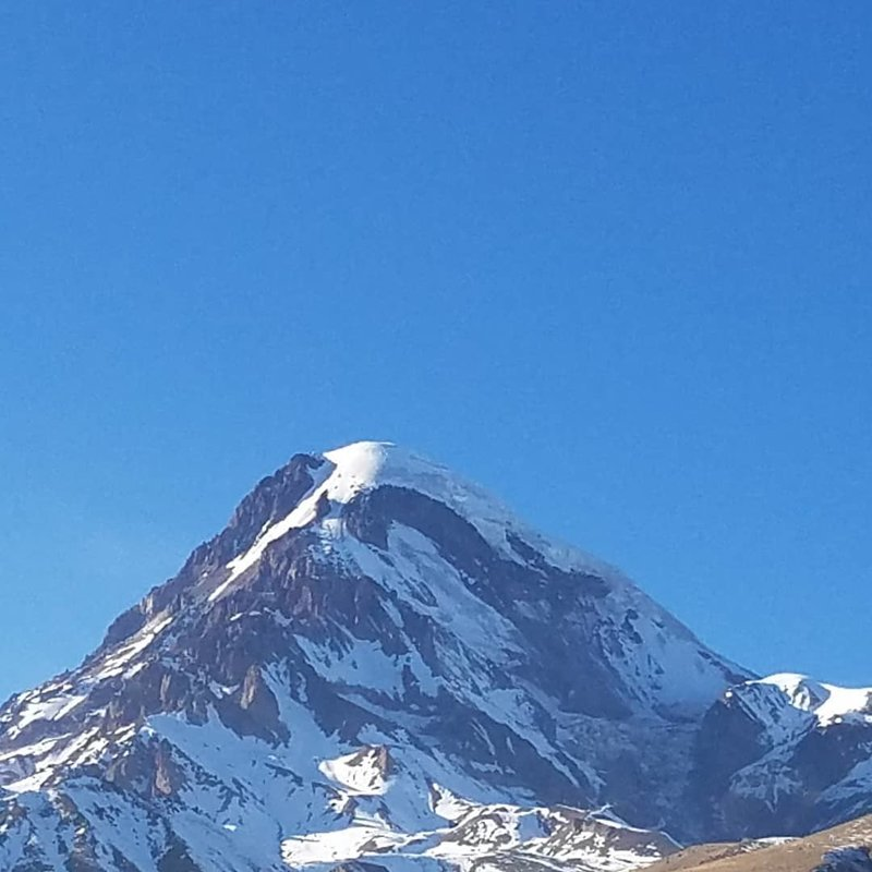 Гора Казбеги