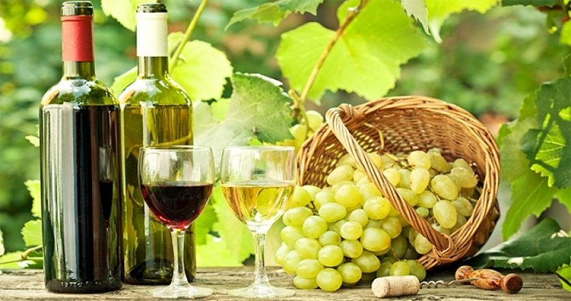 Кахетинское вино