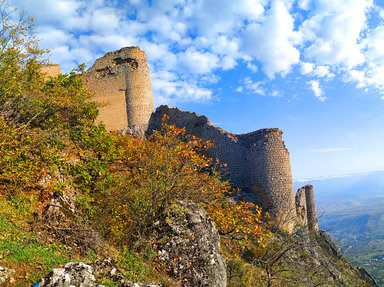 Крепость Чираг-гала