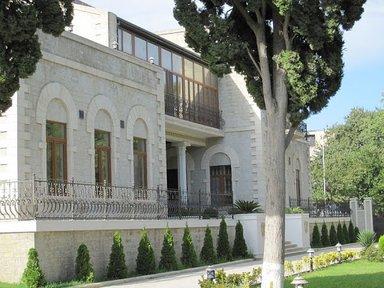 Villa Petrolea - фамильная резиденция братьев Нобель в Баку