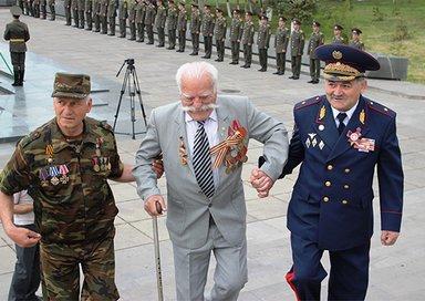 Азербайджанец - герой Великой победы