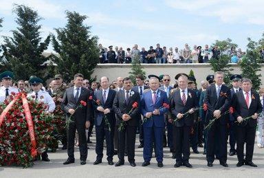 День Победы в Баку