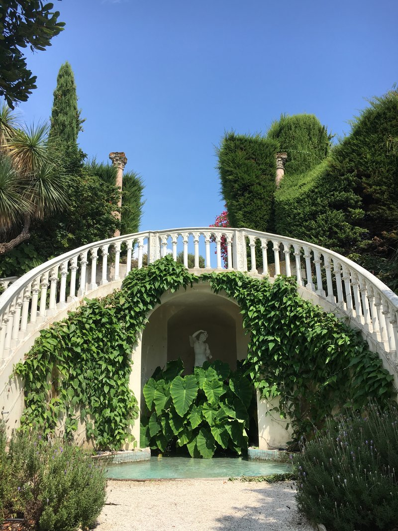 Флорентийский сад.