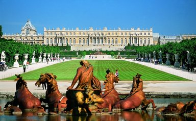 индивидуальная экскурсия  'Версальский дворец'