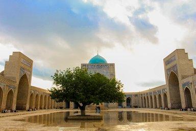 мечеть Калон