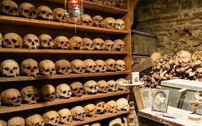 Монашеская костница