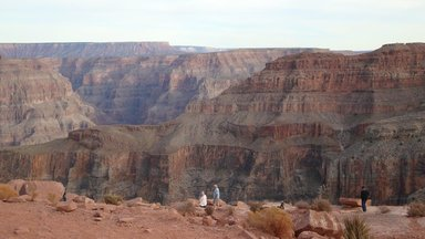 Западный Отрог Большого Каньона, Аризона.