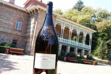 Tsinandali Wine