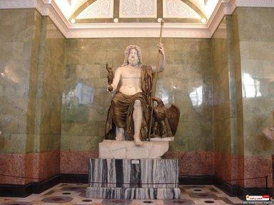 Статуя Зевса - одна из Чудес Света