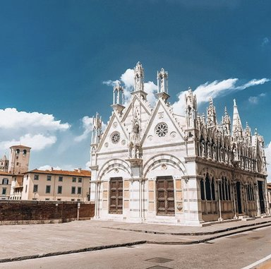 Церковь Санта Мария делла Спина
