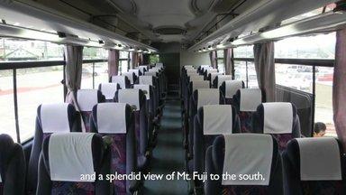 Салон скоростных автобусов