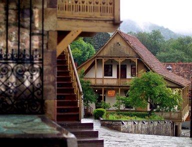 Старый город Дилижан