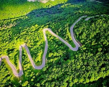 Дорога в Дилижан
