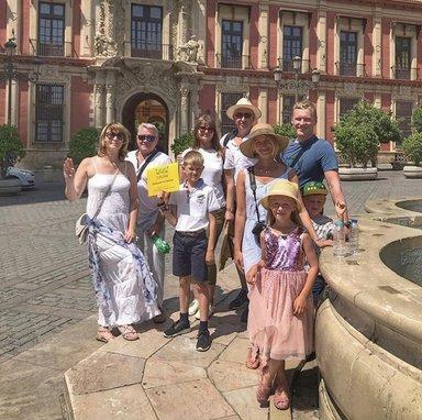 Групповые экскурсии в Севилье