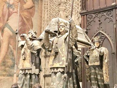 Гробница Колумба