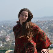 гид в Непале - Виктория Витова
