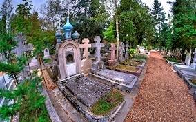 Русское кладбище в Париже