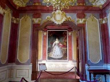 Дворец императрицы Елизаветы Баварской в Гёдёллё