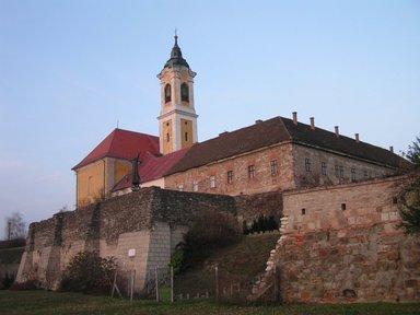 Францисканская церковь в Вац