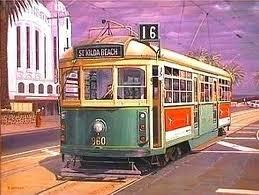Мельбурн - трамвайная столица мира