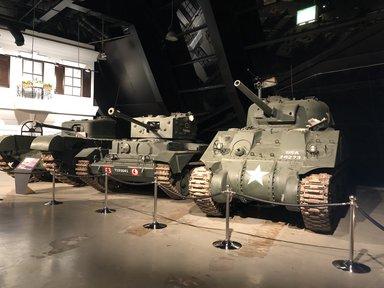 американские танки