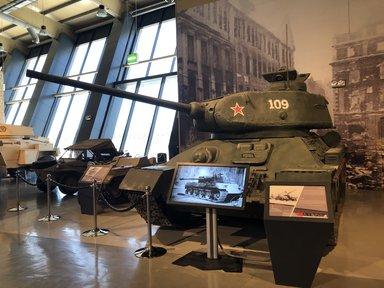Советский танк T-34