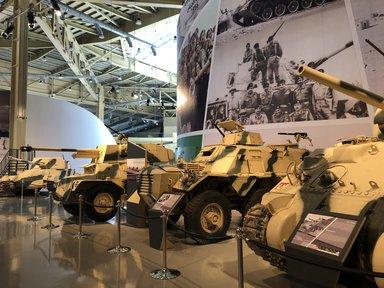 Иорданские танки