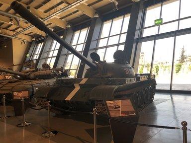 Советский танк Т-54