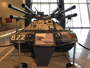 американский танк М50 Ontos