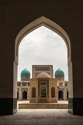 Бухара, мечеть Калон