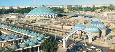 Ташкент , рынок Чорсу