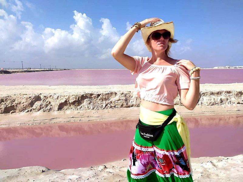Розовые озера