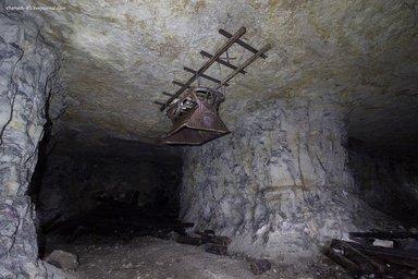 под горой Тип-Тяв по системе штолен СОКСКИЕ-1