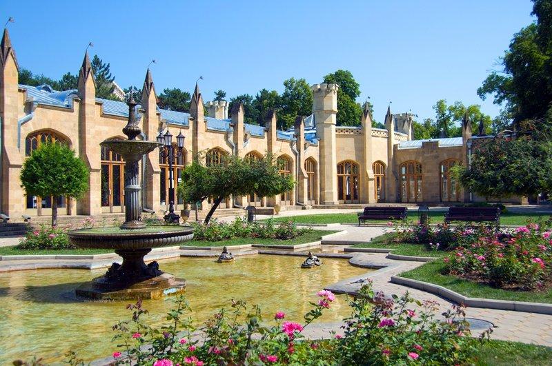 Большое путешествие на Кавказ