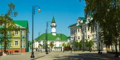 Казань - Свияжск