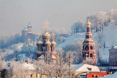 Тур в Нижний Новгород. Дивеево