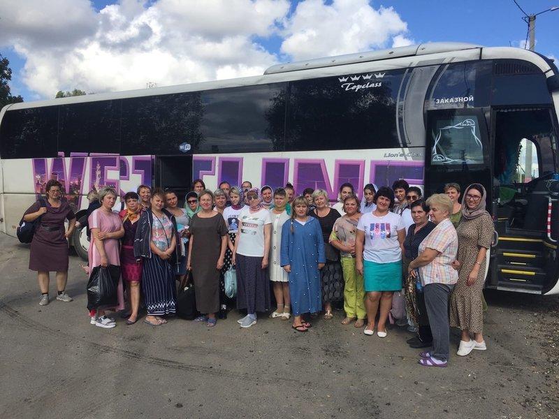Автобусный тур в Дивеево