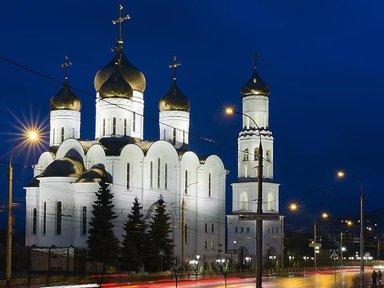 Кафедральный собор Святой Троицы в Брянске