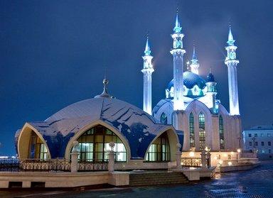 «Новогодние каникулы в Казани»